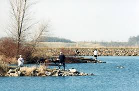 fishing jetties