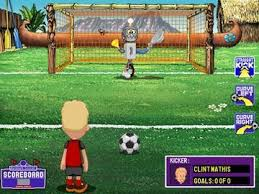 backyard soccer games