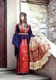 lebanese national dress