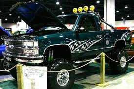chevy 4x4 pickups