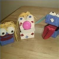 box puppets