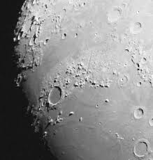 close up photos of the moon