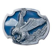 american eagle belt buckles