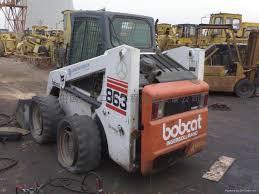 bob cat loaders