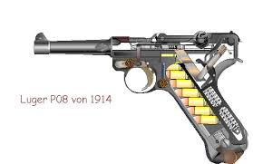 pistola luger