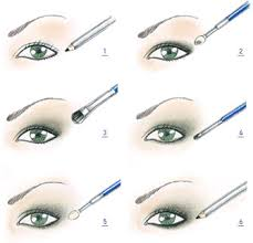 how to do eye make up