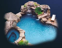 back yard pools