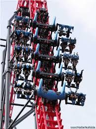 roller coaster scariest