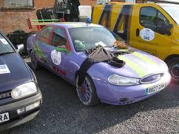 buzz car