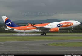 mytravel airlines