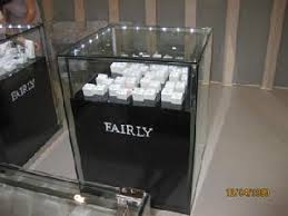jewellery display unit