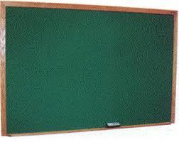 classroom chalkboards