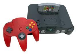 n64 consoles