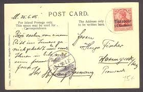 old german postcards