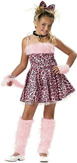 girl cat costumes