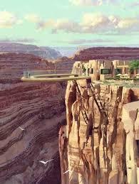 grand canyon platform