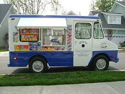 ice cream man truck