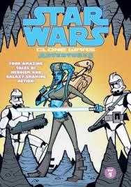 clone wars comics