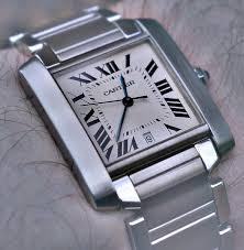 cartier tank chronograph