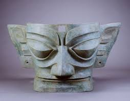 ancient chinese mask