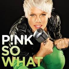 pink so what cd