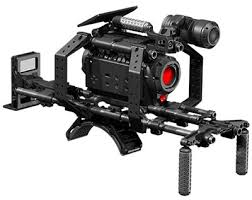 red one 4k camera