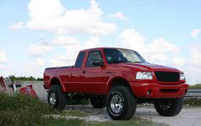 lifted ford rangers for sale
