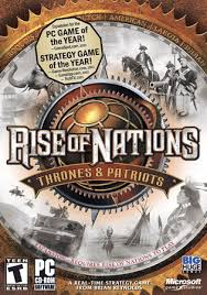 rise of nation throne