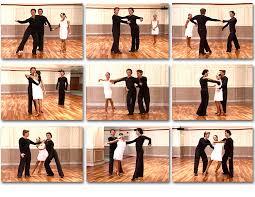training dance