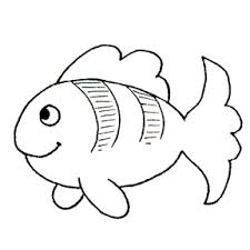 fish rubber stamps