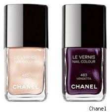 chanel nail lacquer