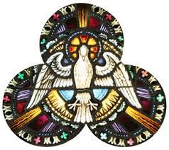 holy spirit trinity