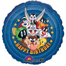 baby looney tunes birthday