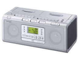 tape recorder sony