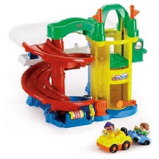 fisher price little people cars