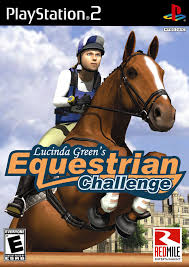 equestrian challenge ps2