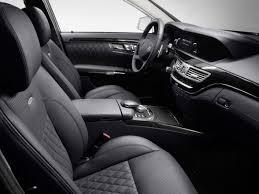 s65 amg interior