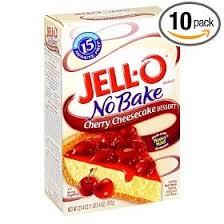 jell o cheesecake