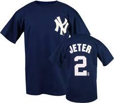 jeter shirt