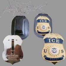 dhs badge