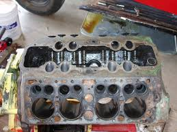 flat head engine