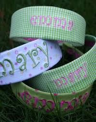 personalized headbands