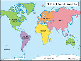 the seven continent