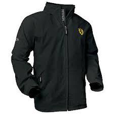 ferrari lightweight jacket