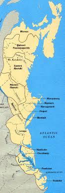 algonquian map