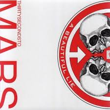 TOP 10 ALBUMS EVER 30_Seconds_To_Mars-A_Beautiful_Lie-Frontal