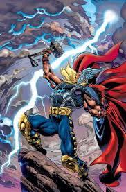 marvel comic thor