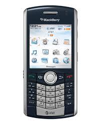 blackberry pearl 8120 att