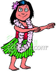 hula cartoon