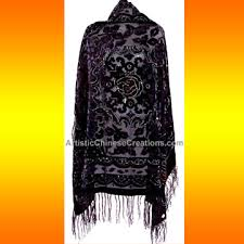 chinese shawls